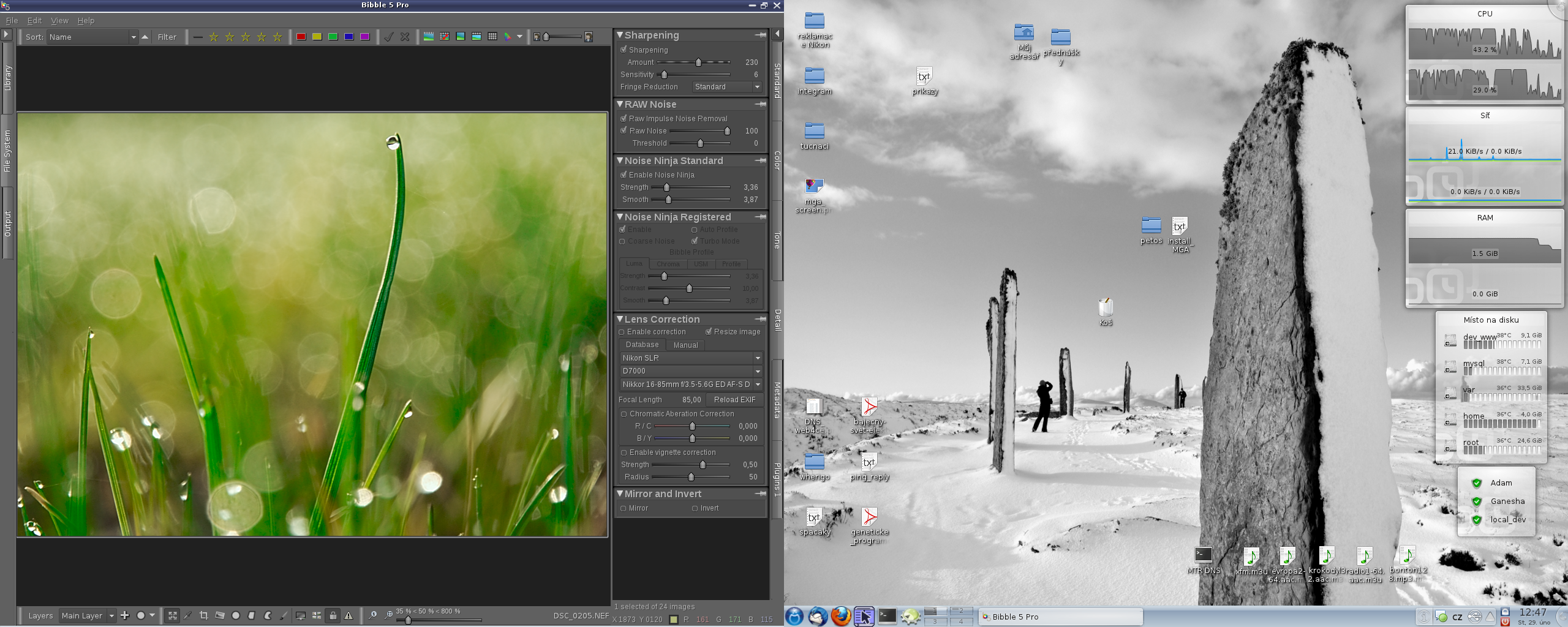 Joelp: Mageia 1, KDE4 - Ze zivota digitalni fotografie 2