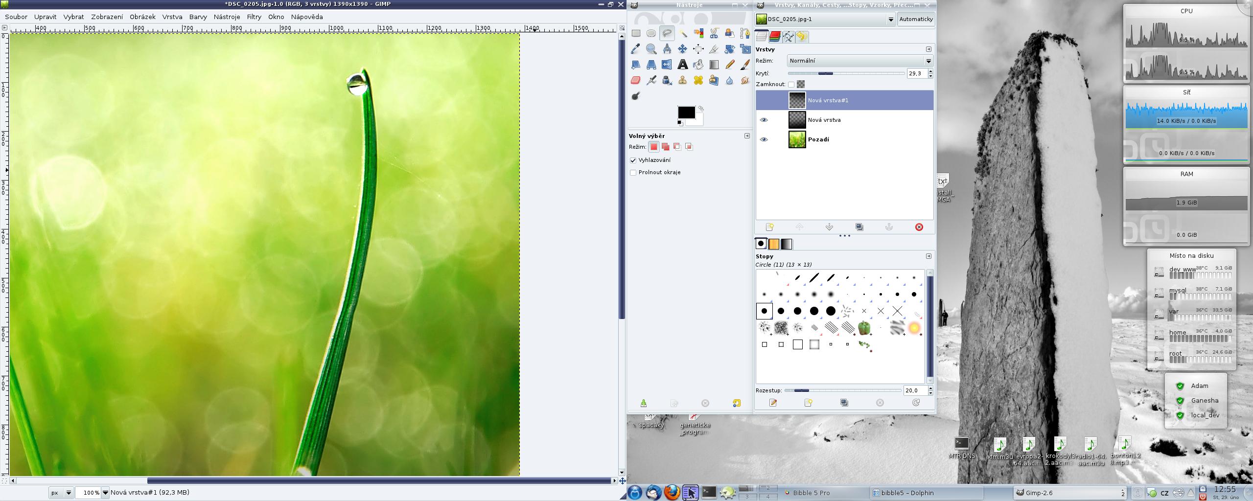Joelp: Mageia 1, KDE4 - Ze zivota digitalni fotografie 3