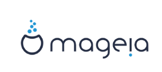 Oficiální české stránky distribuce Mageia - logo